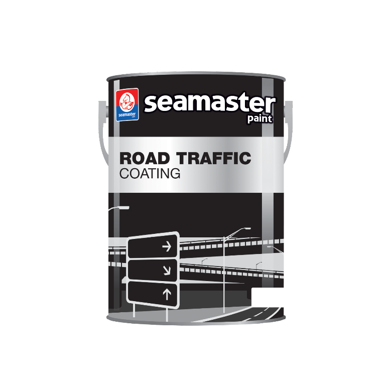 Road Traffic Water Based Paint 7300