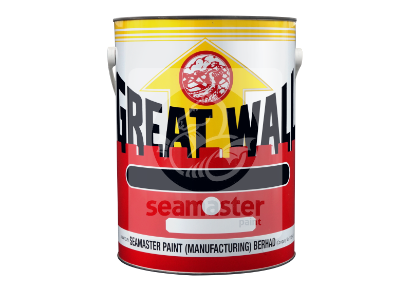 Great Wall Aluminium Paint 7690