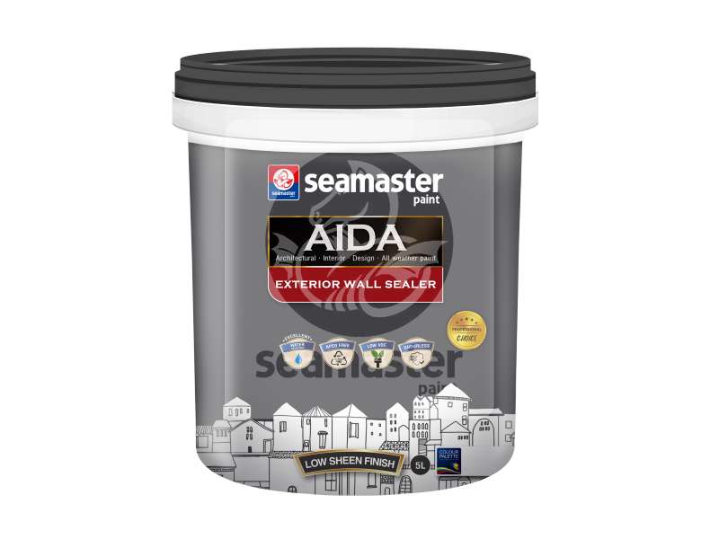 AIDA Exterior Wall Sealer